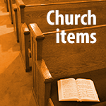 Picture for category Church Items